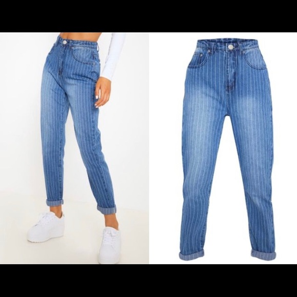 Pretty Little Thing Mom Jeans NEVER WORN